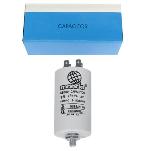 Pesumasina kondensaatorid
