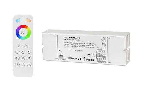 Juhtmeta LED-kontrollerid