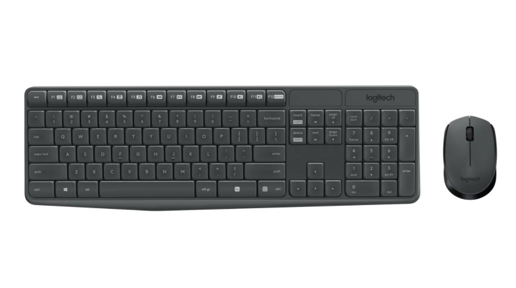 Hiir ja klaviatuuri kombinatsioonid