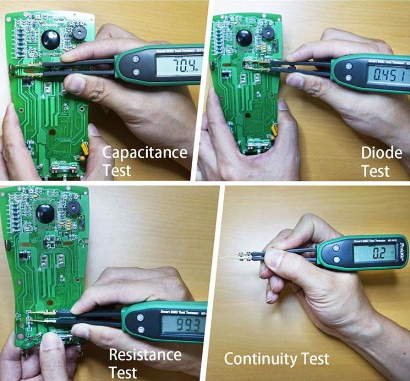 Elektriseadmete multimeetrid