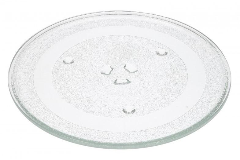 Mikrolaineahju klaasist pöördalus ja tugielemendid