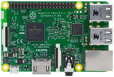 Raspberry Pi plaadid ja komplektid