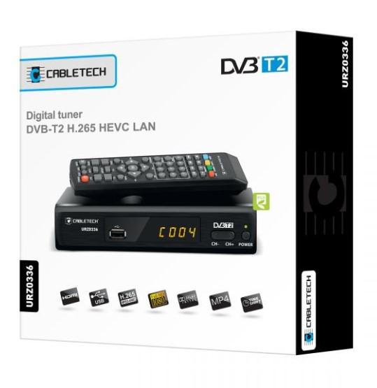 DVB-T / DVB-T2 vastuvõtjad