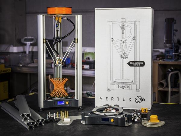 3D-printerid ja tarvikud