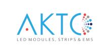 akto led logo