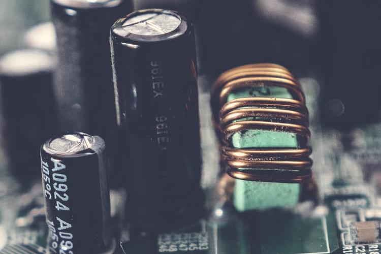 elektronikos komponentai